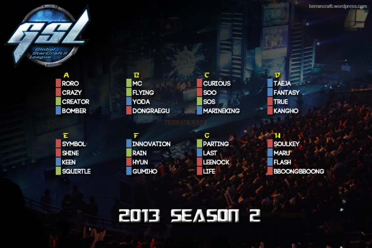 GSL grouping