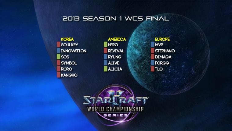 WCS Season final