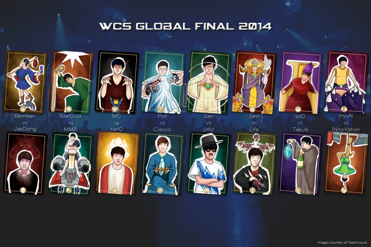 WCS global final