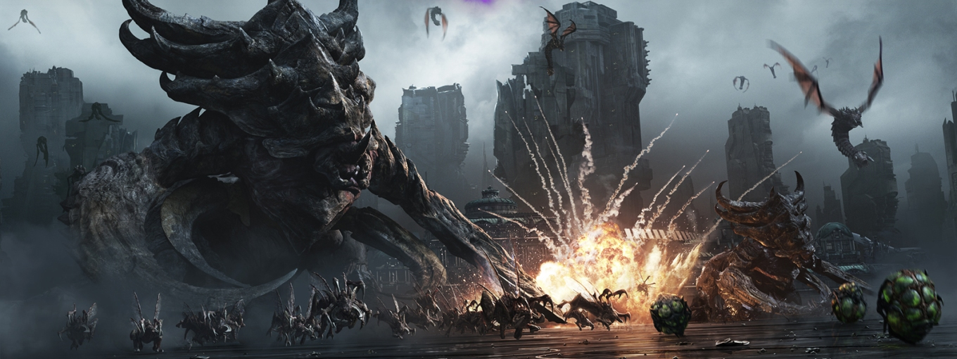 Image result for zerg army