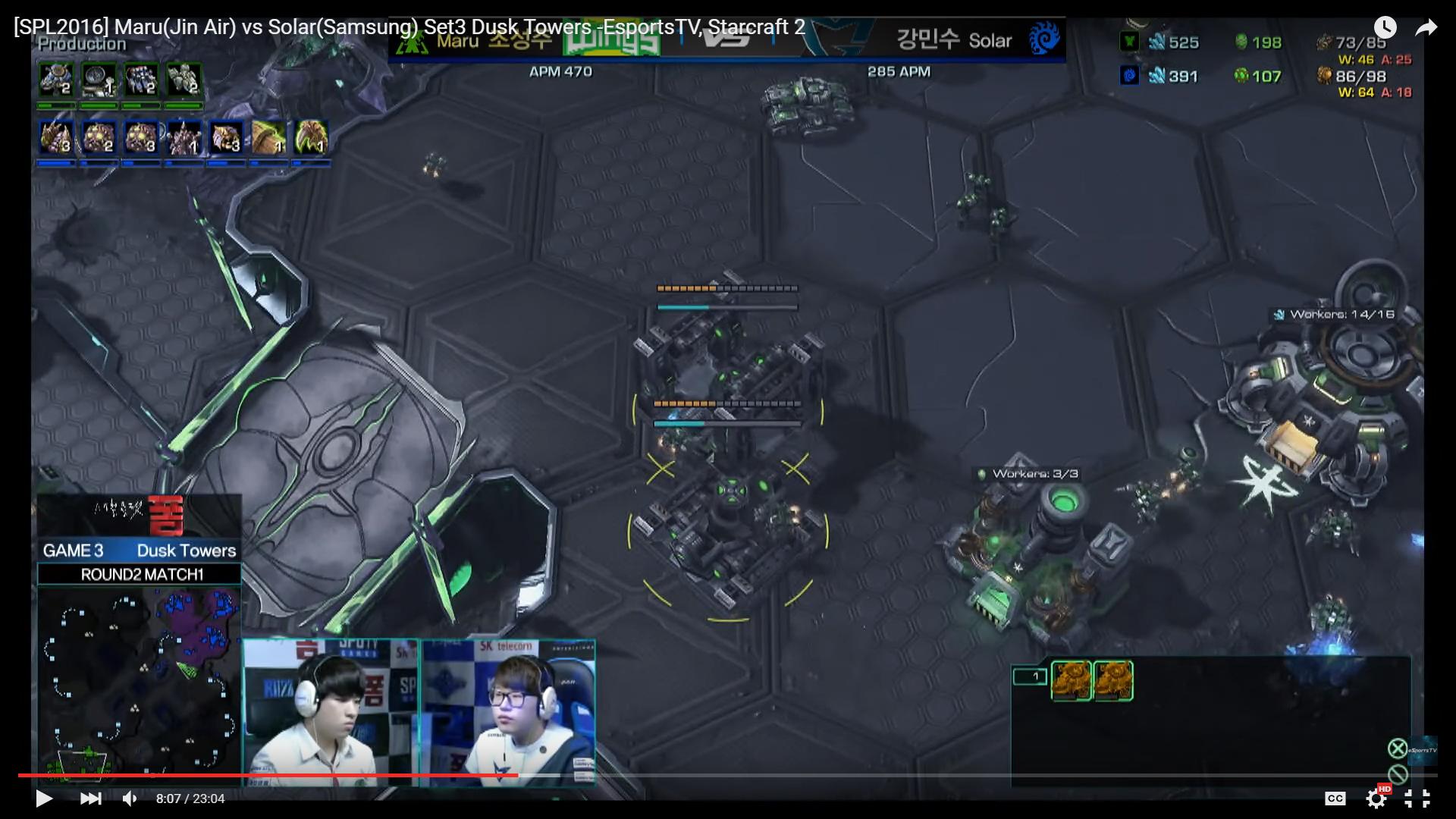 TvZ: Sky Terran Composition – TerranCraft